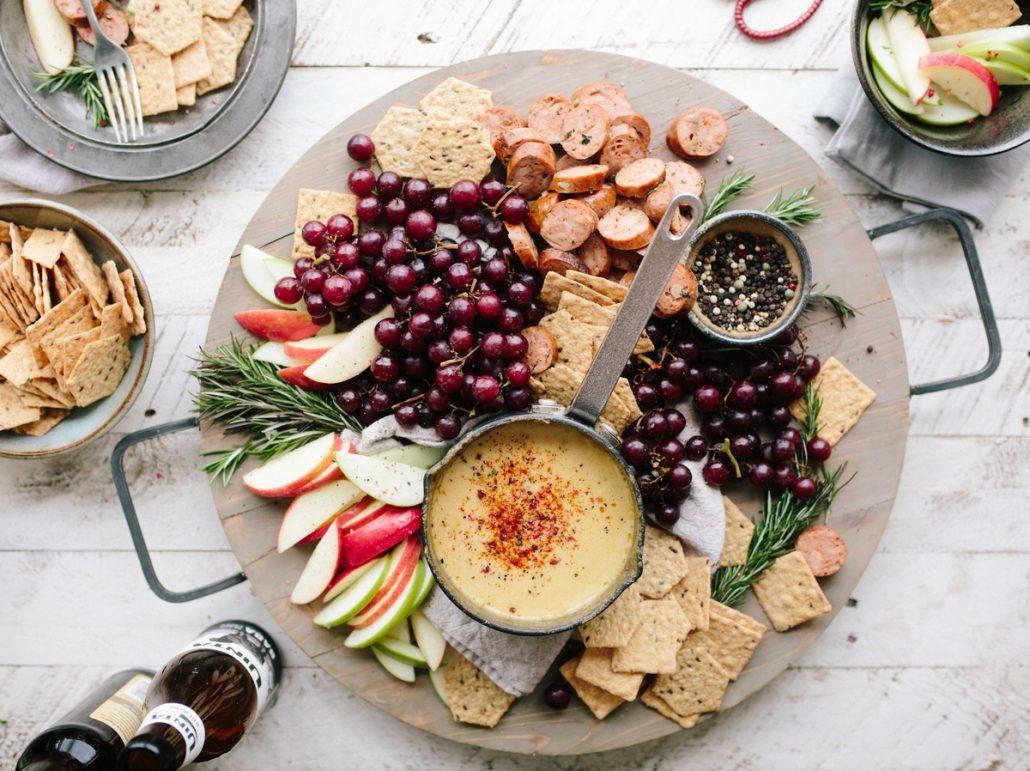 planche apéro et fromage