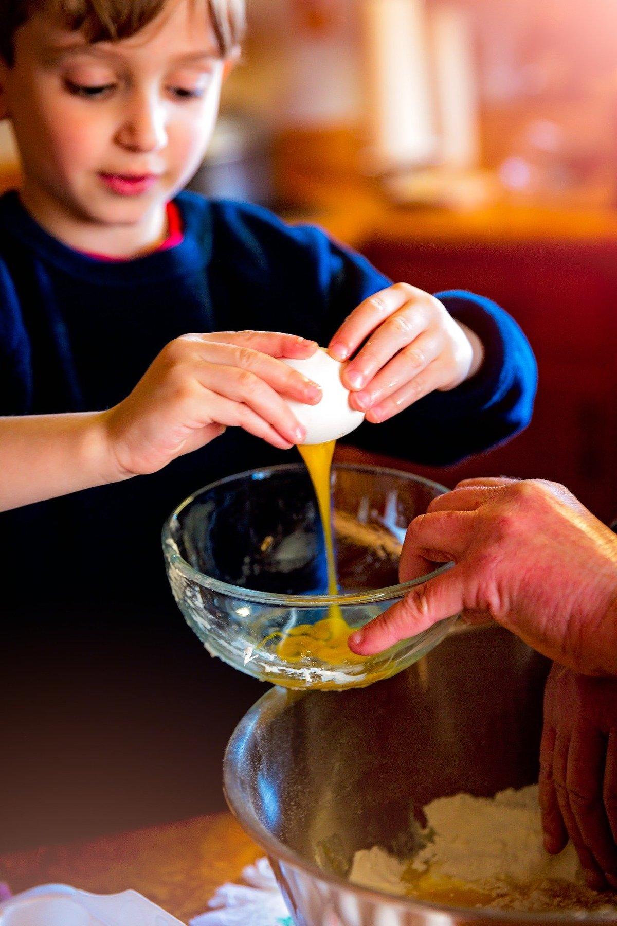 Conseils à mettre en place avant de cuisiner avec les enfants