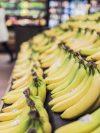 étal de bananes trop mûres