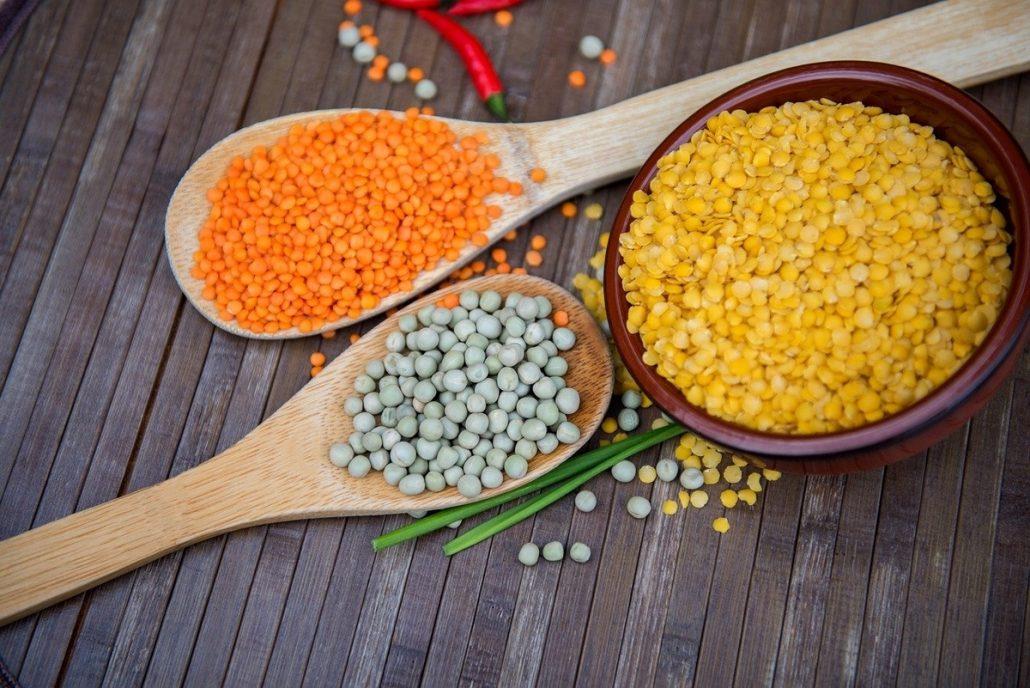 Lentilles de différentes couleurs et conseils pour faire cuire les lentilles