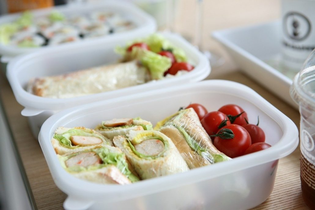 sandwiches pour faire un pique-nique