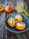 abricots farcis au thon