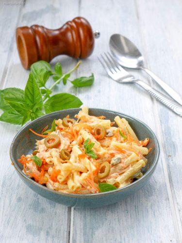 salade de macaronis mayonnaise