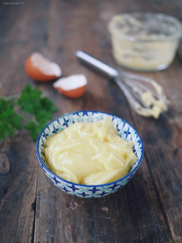 Mayonnaise maison : la recette de base