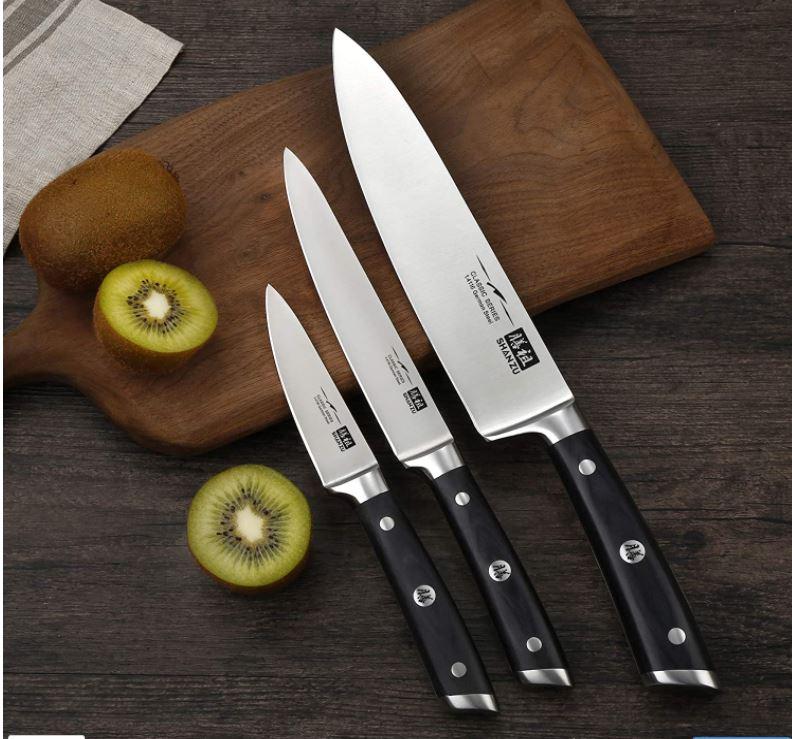 coffret couteaux de cuisine à offrir