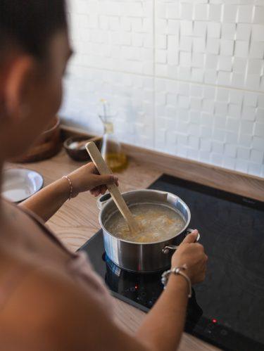 comment cuisiner pour une personne