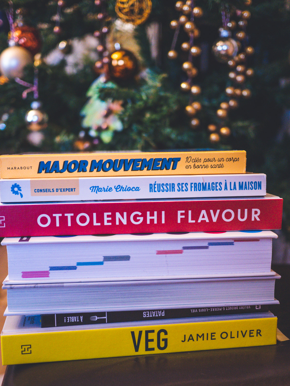 Quels livres de recettes offrir pour Noël 2020 ?