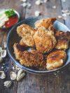 nuggets de poulet cacahuètes