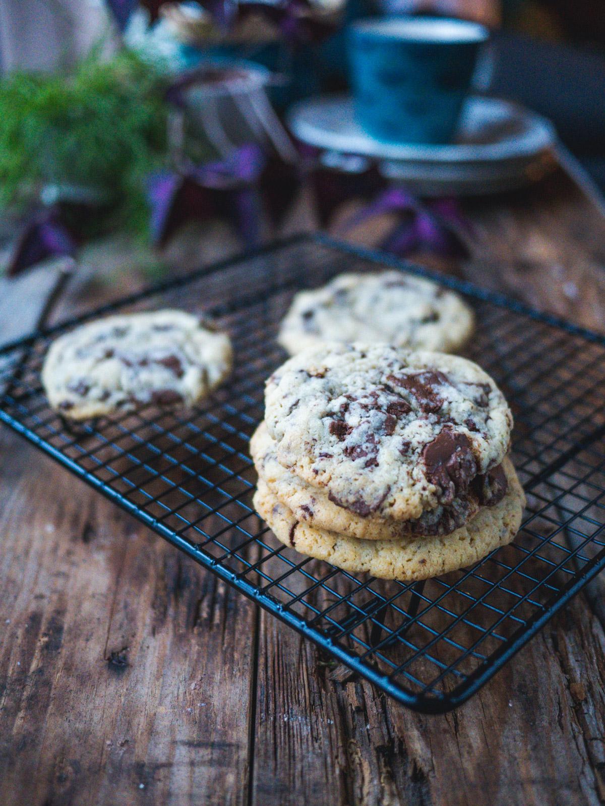 cookies 2 chocolats cyril lignac