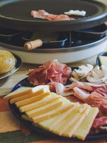 raclette fromage