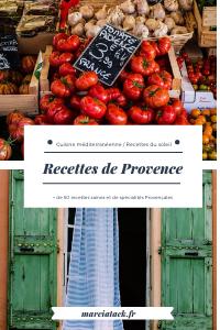 La Provence en recettes