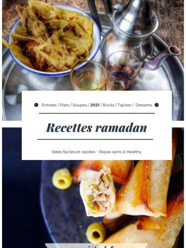 recettes ramadan 2021