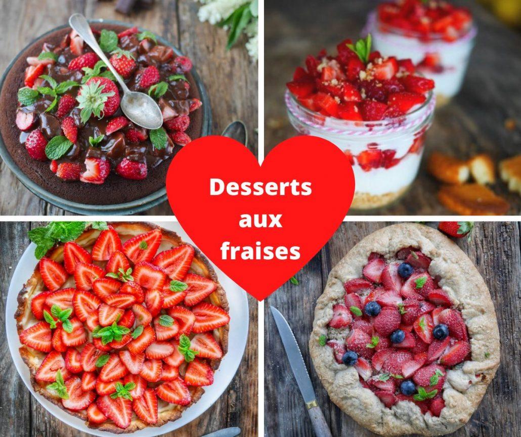 Craquez pour ces 20 recettes à cuisiner avec des fraises