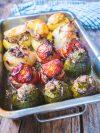 légumes farcis Provençaux