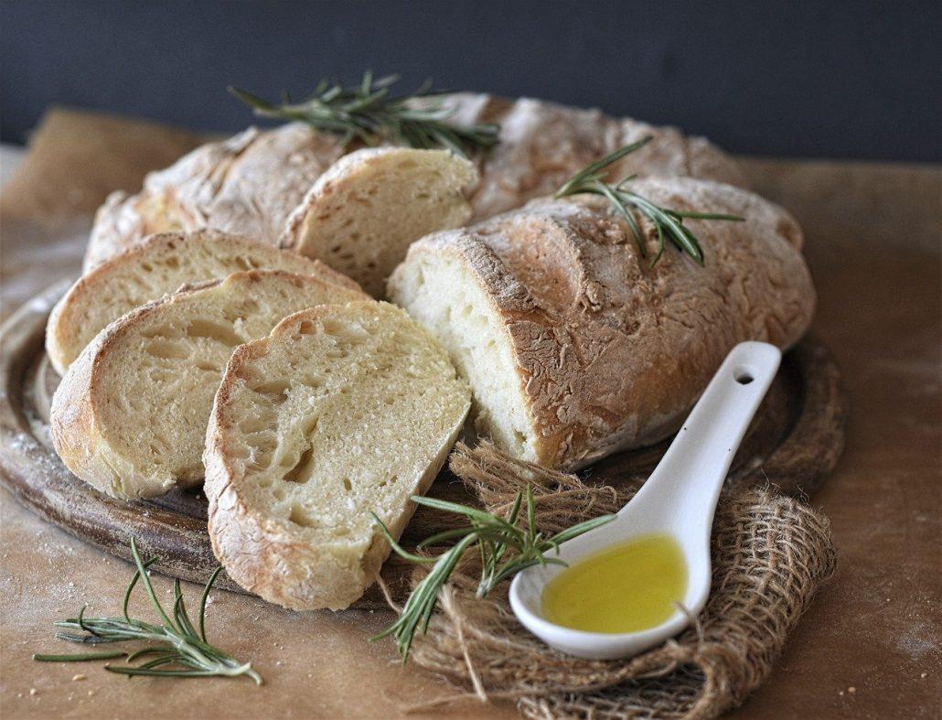 pain maison de boulangerie