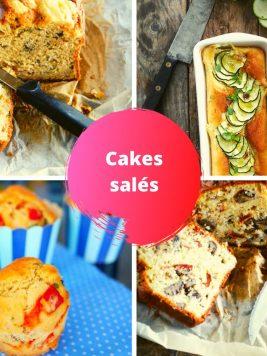 10 versions de cakes salés faciles, classiques ou originaux