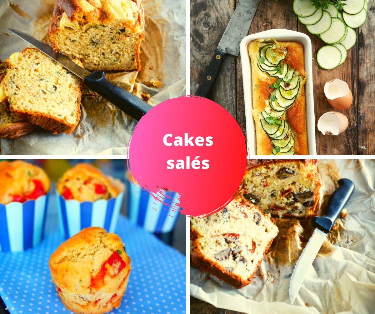 recettes de cakes salés