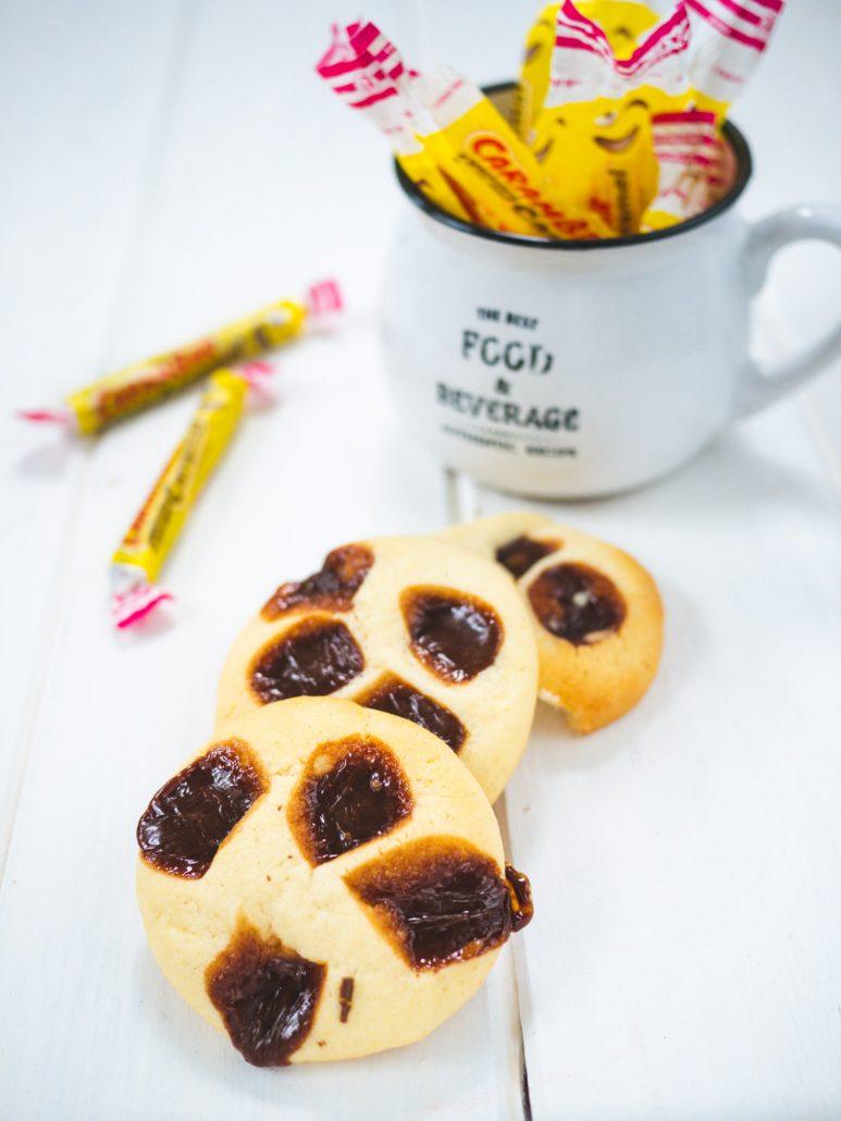 Cookies carambar
