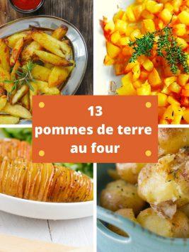 Variez vos menus avec ces recettes de pommes de terre au four