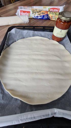 faire une tarte soleil