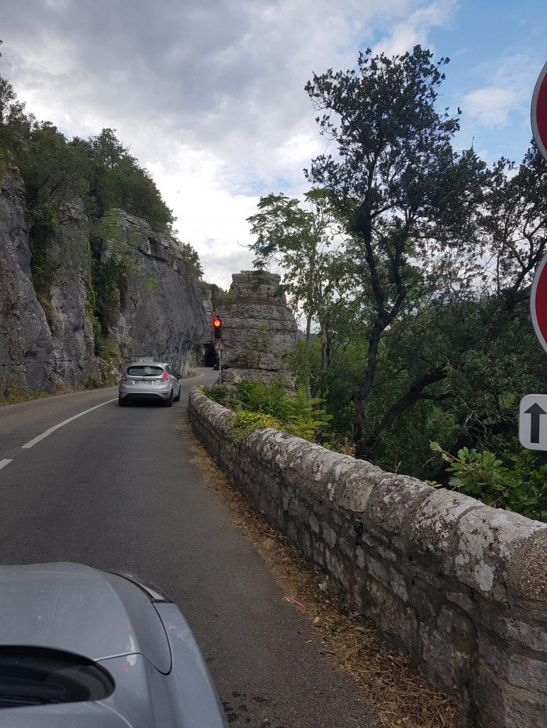 Le défilé de Ruoms en Ardèche