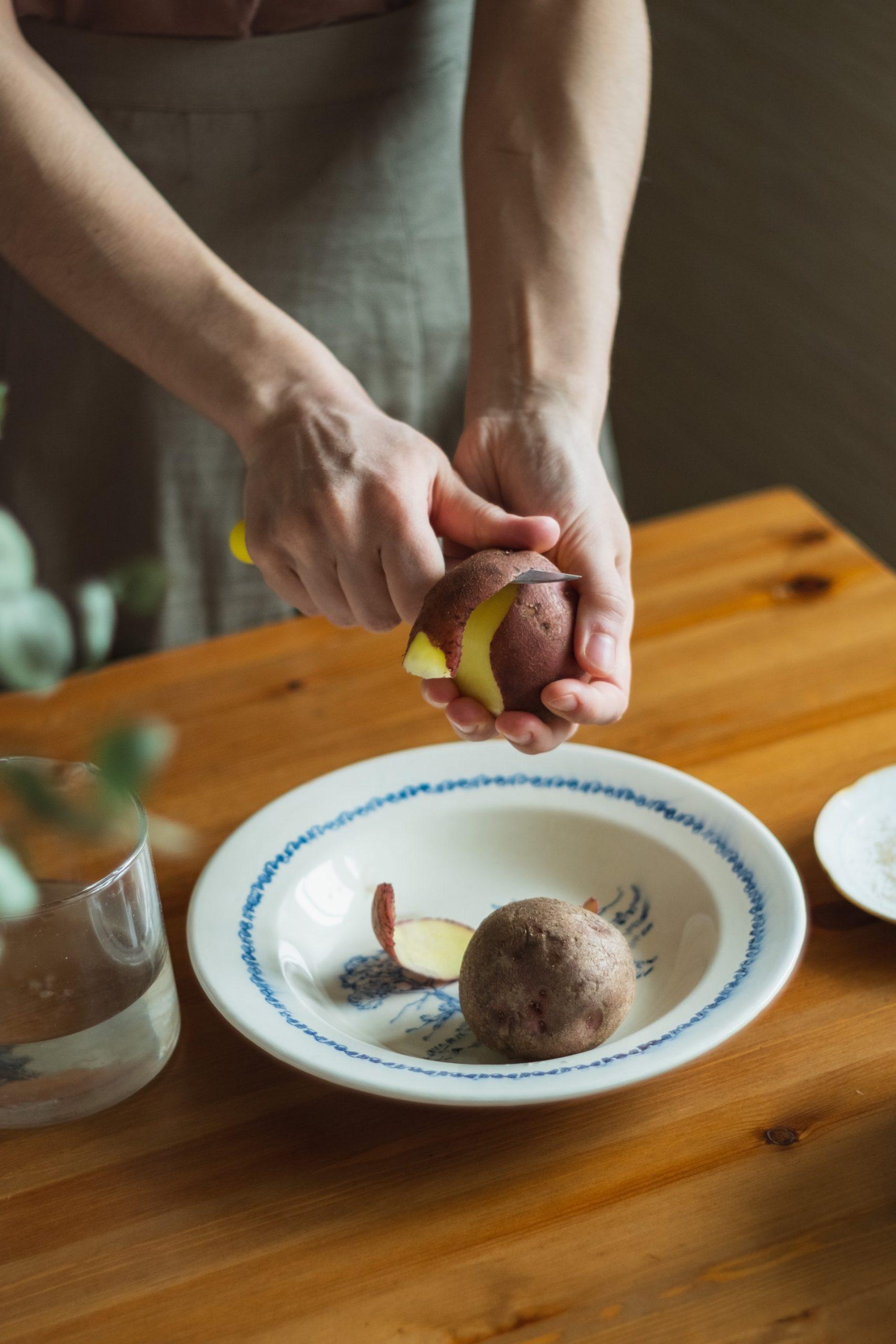 Les différentes cuissons de pommes de terre