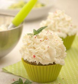 cupcake courgette chevre